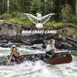 Canadian canoe manufacturer catalog and shopping selection tool web site.