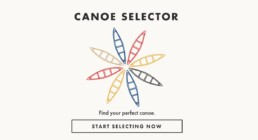 Realtime filter to select the perfect canoe based on a set criteria