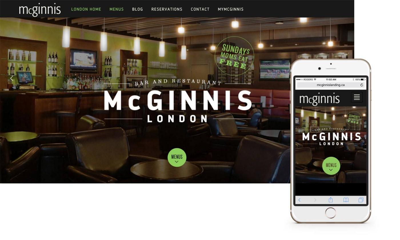 McGinnis Bar & Restaurant