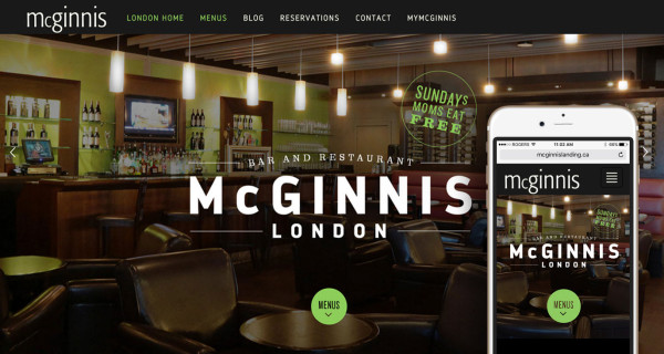 McGinnis Bar & Restaurant